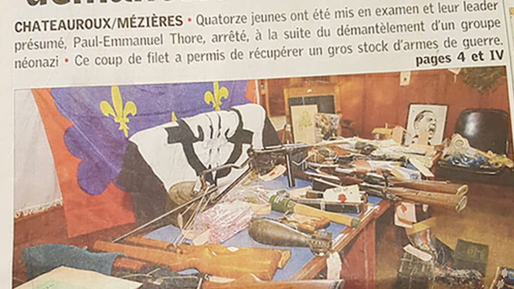 L'hystérie médiatique peut ruiner des vies: l'affaire des «néonazis» de Châteauroux
