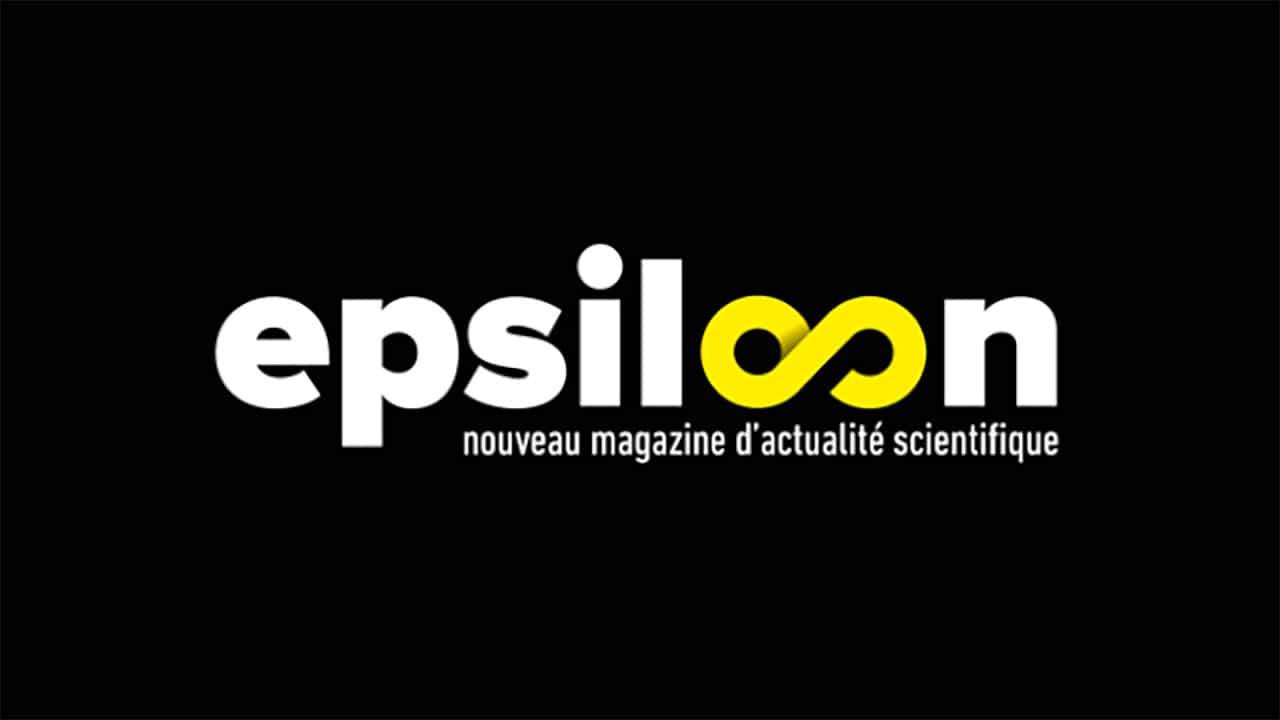 Epsiloon, nouveau magazine scientifique