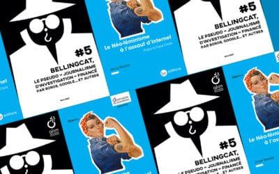 Nouvelles brochures éditées par l'Observatoire du journalisme