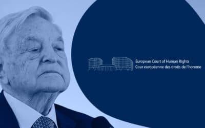 Les juges Soros de la CEDH et le silence gêné des quotidiens français de gauche