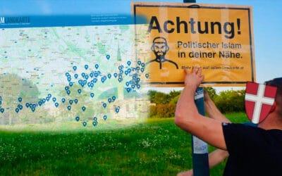 Autriche : retrait d'une carte en ligne de l'islam