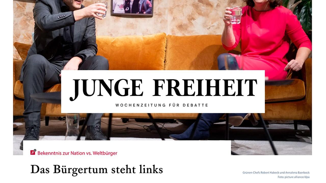 Allemagne : citoyens d'une nation ou citoyens du monde ? La bourgeoisie est à gauche