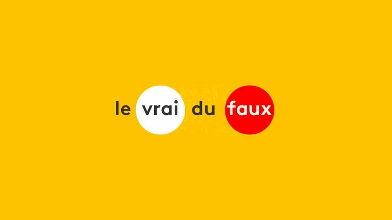 Pour Franceinfo, le vrai du faux consiste à lutter contre leRN