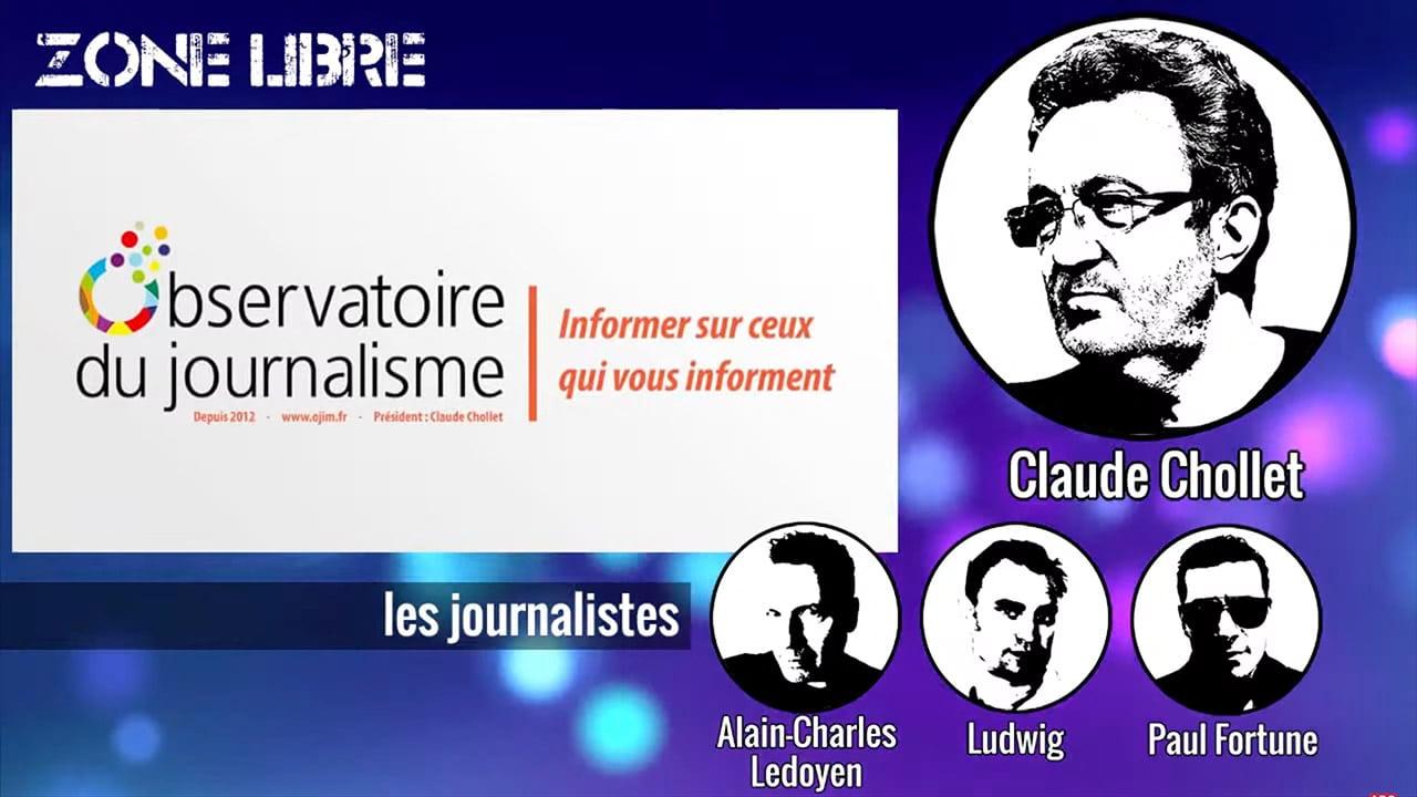 Claude Chollet (Ojim) en podcast sur Zonelibre