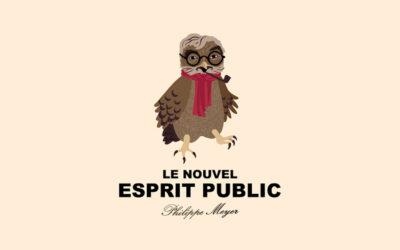 Le Nouvel Esprit public de Philippe Meyer, un monde petit, toutpetit