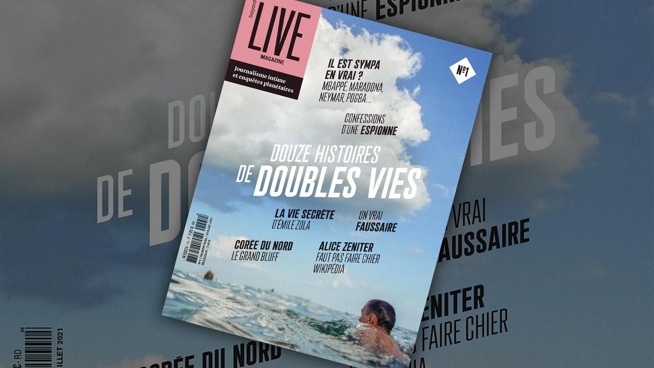 Live Magazine, la fin du journalisme?