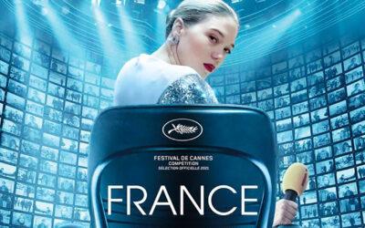 «France», un film de Bruno Dumont qui dénonce les médias du spectacle
