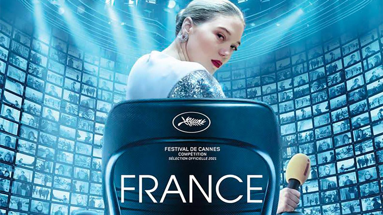 """<span class=""""dquo"""">«</span>France», un film de Bruno Dumont qui dénonce les médias du spectacle"""