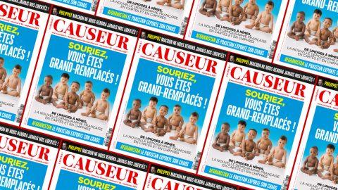 Un numéro de Causeur sur le grand changement de la population française : ces vérités si difficiles à dire