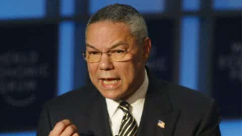 Mort de Colin Powell, auteur de la fake news du siècle en 2003