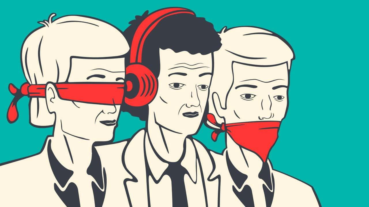 Immigration clandestine: la conférence de presse à laquelle vous avez forcément échappé