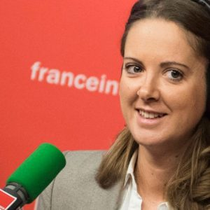 Charline Vanhoenacker